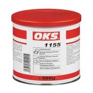 OKS 1155 Vaselina siliconică aderentă.